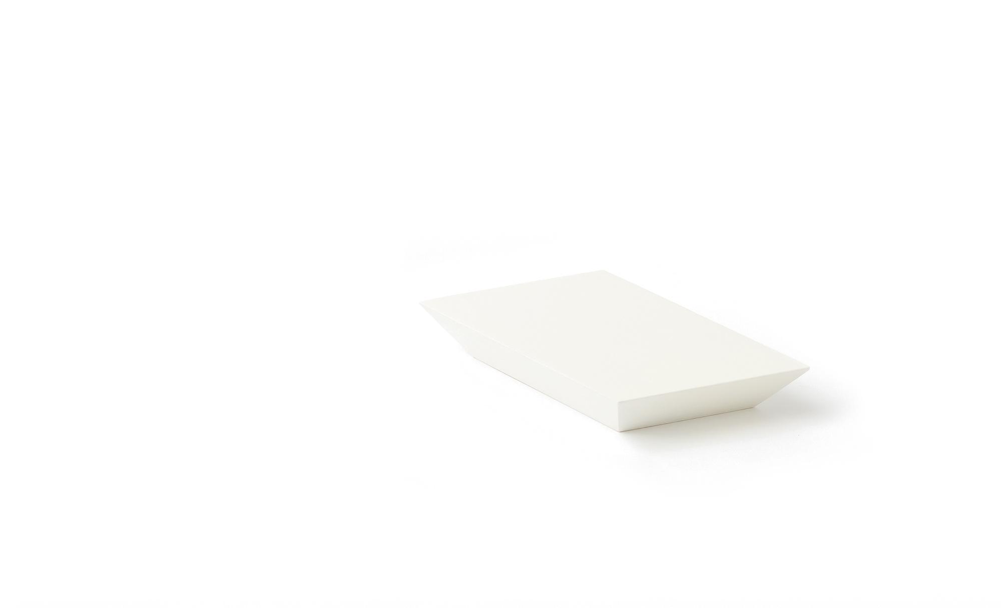 Caldera Plates : Small Flat   FIL